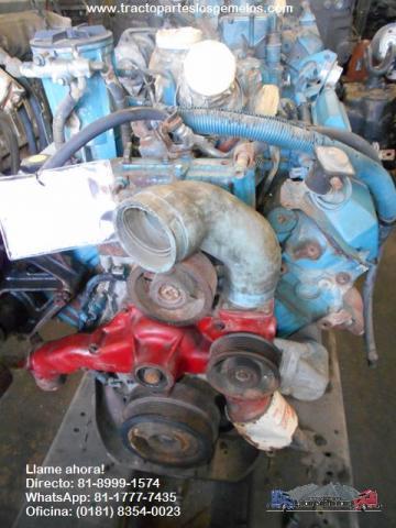 MOTOR NAVISTAR 8V POWER STROCK 175HP